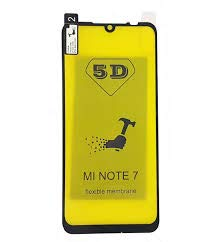 Tudo sobre 'Película de Gel 5D Frontal Xiaomi Redmi 7'