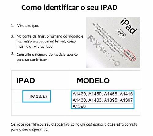 Tudo sobre 'Película de Vidro Temperado Apple Ipad 2 3 4 Proteção'