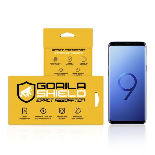 Película Gel Dupla para Galaxy S9 – Gorila Shield