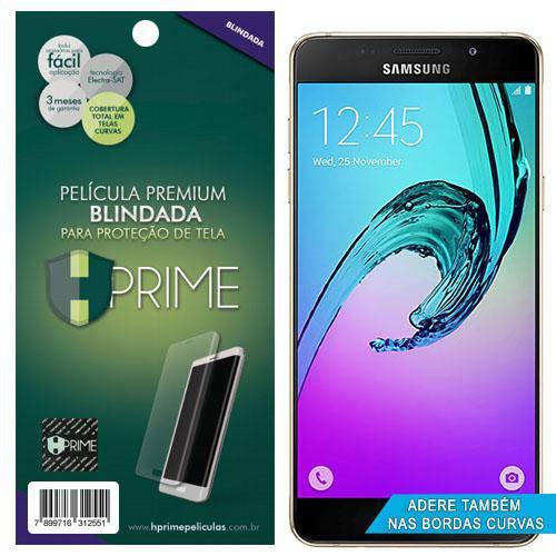 Tudo sobre 'Película Hprime Curves para Samsung Galaxy A3 2016 - A310'