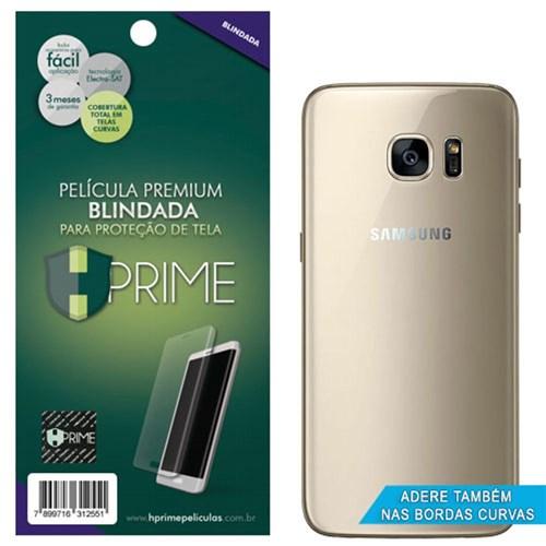 Película Hprime Blindada - Verso- Para Samsung Galaxy S7 Edge