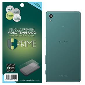 Tudo sobre 'Película Hprime de Vidro Temperado - Verso - para Sony Xperia Z5'