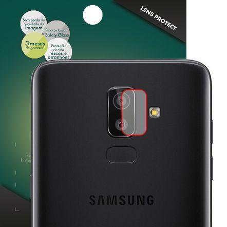 Película Hprime LensProtect para Samsung Galaxy J8