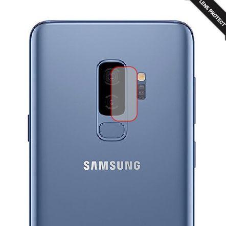 Tudo sobre 'Película Hprime LensProtect para Samsung Galaxy S9 Plus'