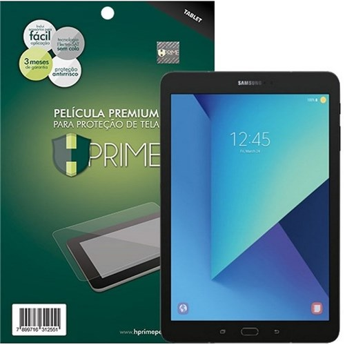 "Pelicula Premium Hprime para Samsung Galaxy Tab S3 9.7"" 2017 T820 T825..."