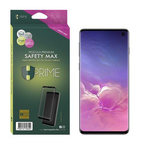 Película Hprime Safety Max Samsung Galaxy S10