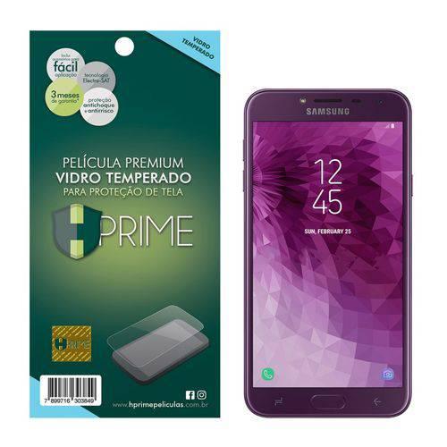 Tudo sobre 'Película Hprime Samsung Galaxy J4 - Vidro Temperado'