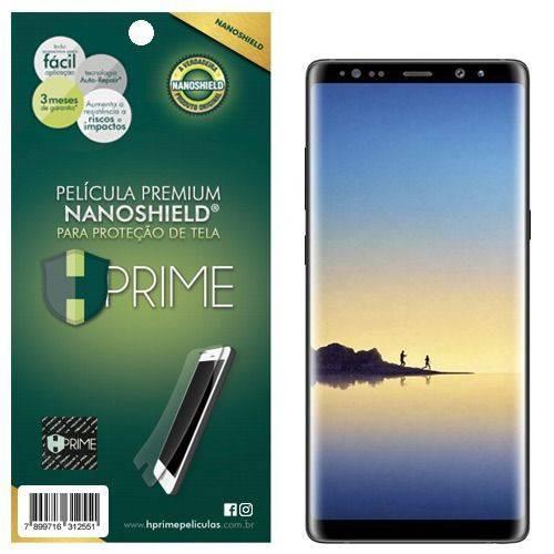 Tudo sobre 'Pelicula HPrime Samsung Galaxy Note 8 - NanoShield'
