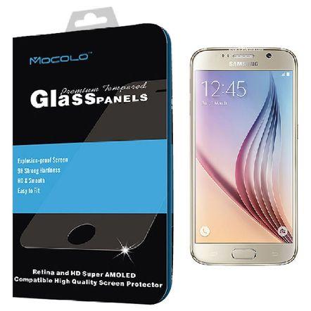Tudo sobre 'Película Mocolo em Vidro Temperado 0.3mm 2.5D para Samsung Galaxy S6'