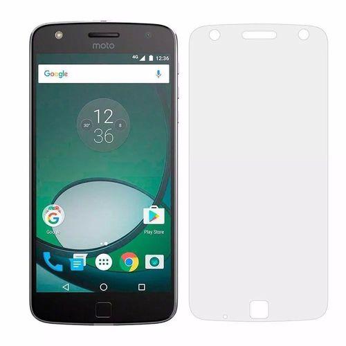 Tudo sobre 'Película Flex de Gel - Motorola Moto Z2 Play'