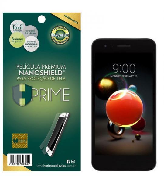 Película Premium Hprime NanoShield LG K9 TV / K8 2018 - Hprime Películas