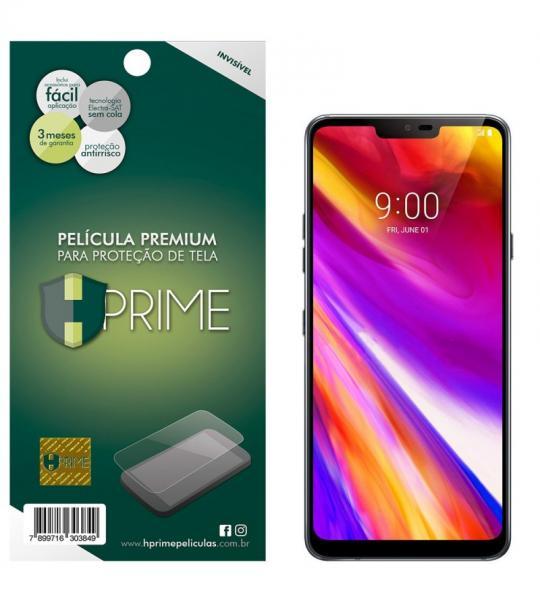 Pelicula Premium HPrime para LG G7 ThinQ - PET Invisivel