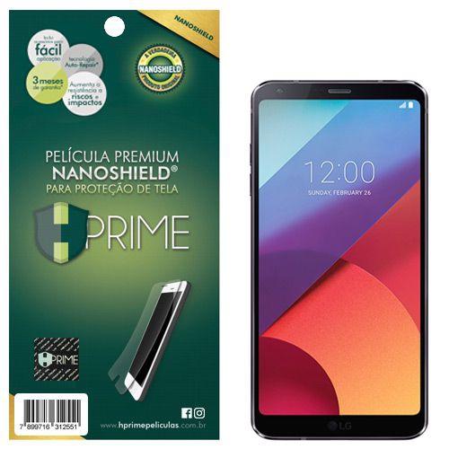 Película Premium NanoShield Hprime LG G6 - Hprime Películas