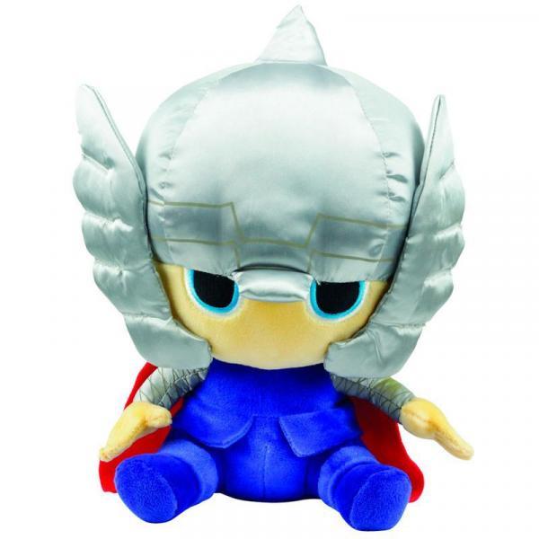 Pelúcia 21 Cm Disney Marvel Thor 4340 DTC