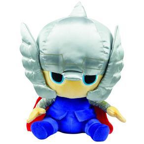Pelúcia 21 Cm - Disney - Marvel - Thor - Dtc