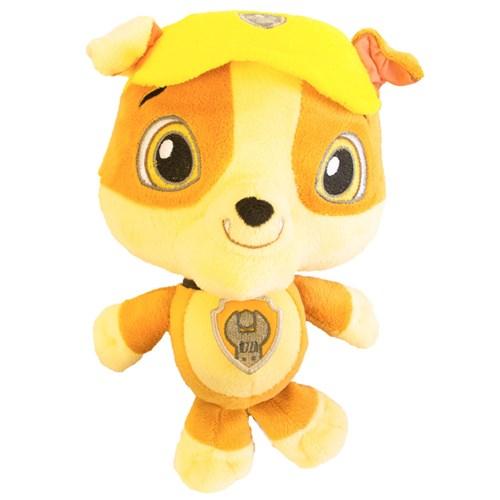Pelúcia 25 Cm - Patrulha Canina Baby - Rubble - Sunny