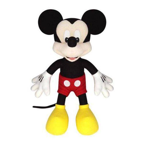 Pelúcia Mickey 30cm - Long Jump