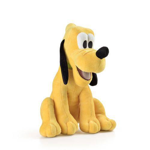 Tudo sobre 'Pluto Pelúcia com Som - Multikids'