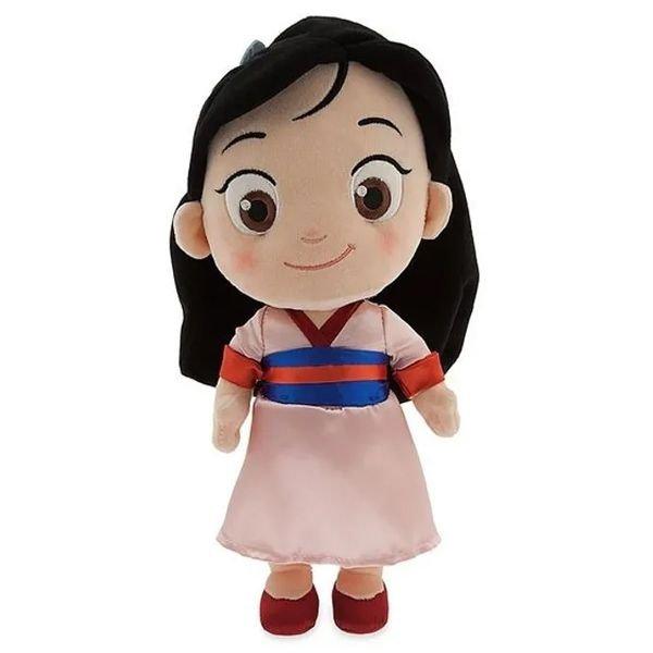 Pelúcia Princesas Disney - Mulan - Dtc