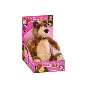 Pelúcia Urso da Masha e o Urso Estrela