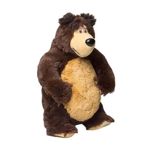 Pelúcia Urso Masha 40 Cm - Estrela