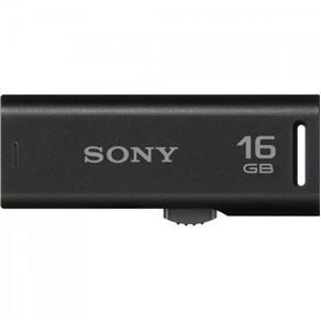 Pen Drive 16Gb Flash Usb Usm16Gr/Bm Preto Sony