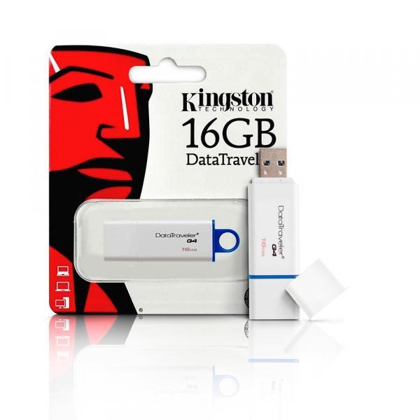 Pen Drive 16gb Usb 3.0 DataTraveler DTIG4 Kingston