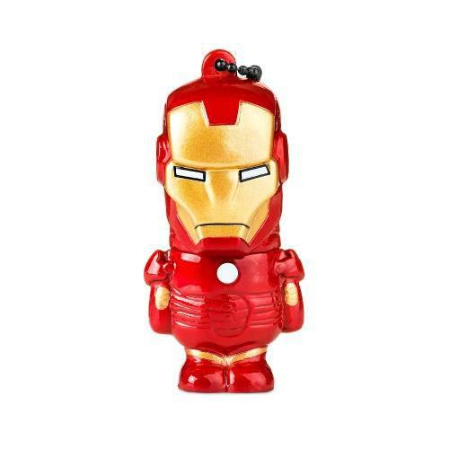 Pen Drive 8gb Marvel Homem de Ferro Pd081 Multilaser