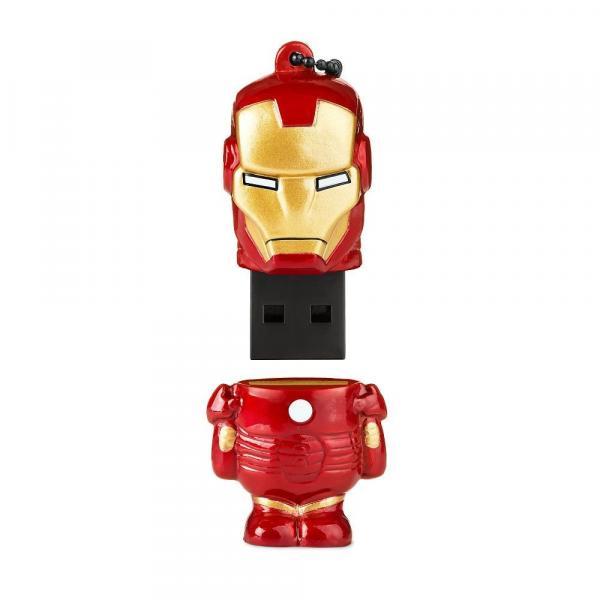 Pen Drive 8gb PD081 Marvel Vingadores Homem de Ferro Multilaser