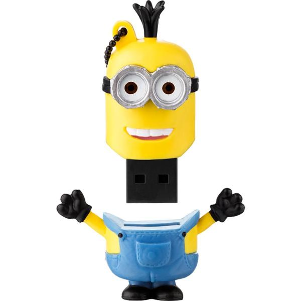 Pen Drive 8GB PD096 Minions Tim Multilaser