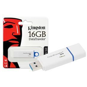 Pen Drive Kingston 16Gb Usb 3.0 Data Traveler - Dtig4/16Gb