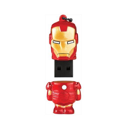 Pen Drive Marvel Homem de Ferro 8gb - Multilaser