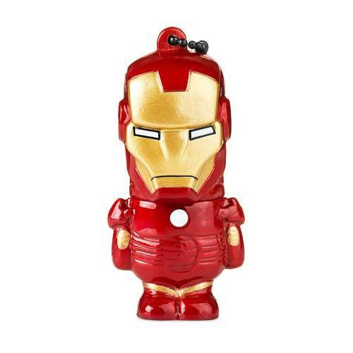Pen Drive Marvel Homem de Ferro 8GB Multilaser