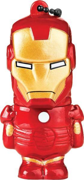 Pen Drive Marvel Homem de Ferro 8gb Pd081 - Multilaser