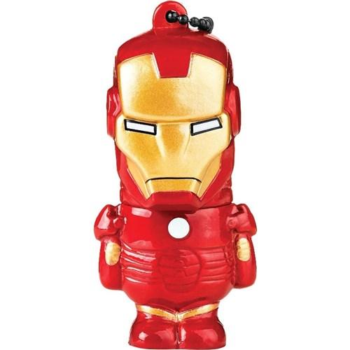 Pen Drive Marvel Homem de Ferro 8Gb - Pd081 - Multilaser