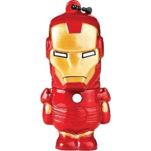 Pen Drive Marvel Homem de Ferro 8gb Pd081