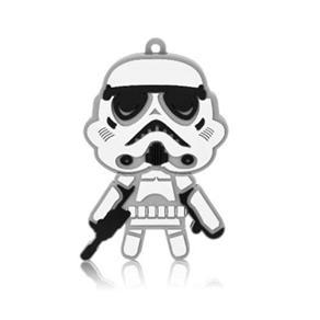 Pen Drive Multilaser 8GB Star Wars Stormtrooper PD039