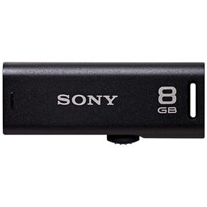 Pen Drive Sony USM8GRA/BB 8GB - Preto