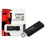 Pen Drive Usb 3.0 Kingston Dt100g3/16gb Datatraveler 100 16gb Generation 3