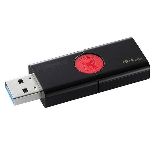 Pen Drive Usb 3.0 Kingston Dt106/64gb Datatraveler 106 64gb