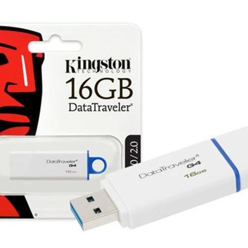 Pen Drive Usb 3.0 Kingston Dtig4/16gb Datatraveler 16gb Generati