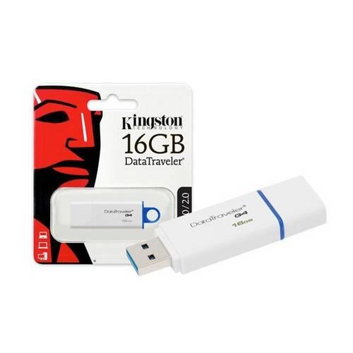 Pen Drive USB 3.0 Kingston DTIG4 DataTraveler - 16GB