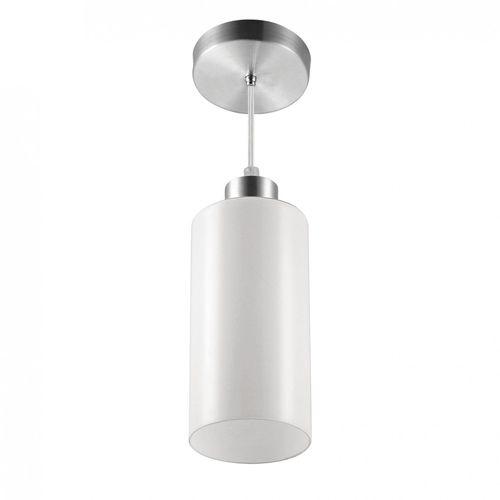 Pendente para 1 Lâmpada Premium Cores Blumenau Branco