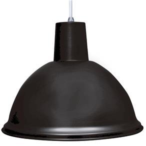 Pendente Taschibra Design TD 821 - 38cm X 38cm X 32cm - Preto