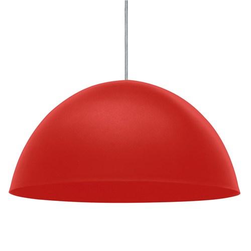 Pendente Taschibra Design Td 821F Vermelho Fosco