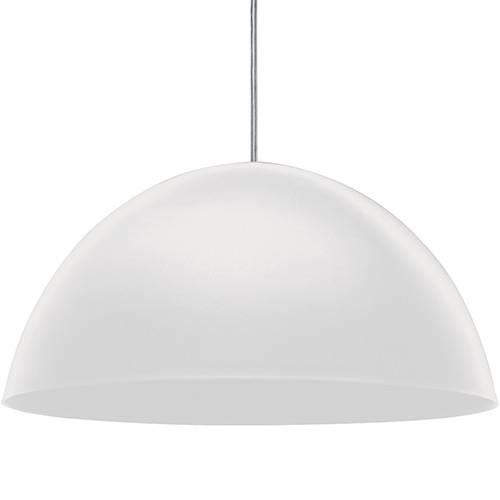 Pendente TD 821F Alumínio Branco Fosco - Taschibra