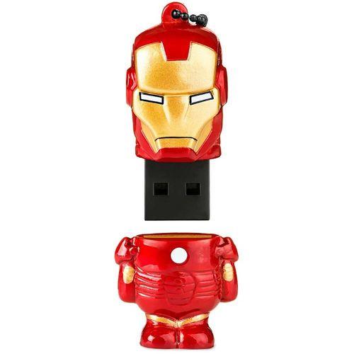 Pendrive Homem de Ferro Marvel 8gb Multilaser