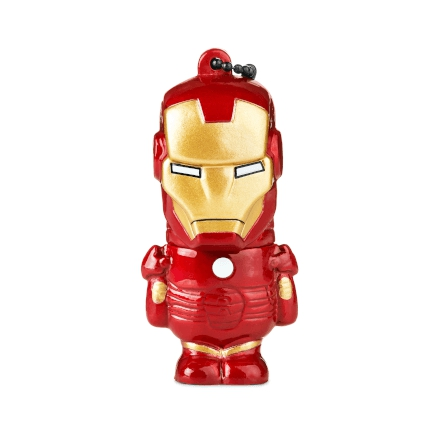 Pendrive Marvel Vingadores Homem de Ferro 8GB Multilaser - P