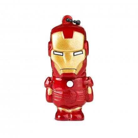 Pendrive Marvel Vingadores Homem de Ferro 8GB Multilaser - PD081