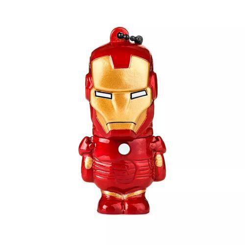 Pendrive Multilaser Marvel Vingadores Homem de Ferro 8GB PD081